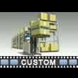 Warehouse Pick Box Video Background