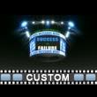 Scoreboard Custom Video Background