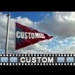 Flag Triangle Custom Video Background