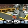 Robot Arm Display Custom Video Background