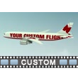 Airplane Flying Video Background