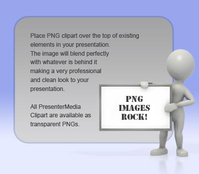 Transparent PNG in PowerPoint