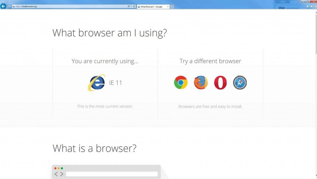 Internetscreenshot
