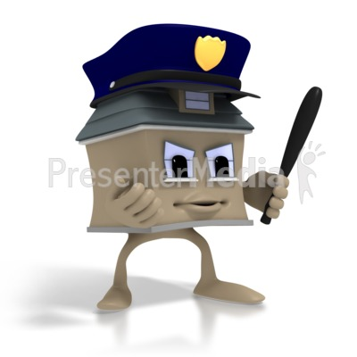 Home Security Presentation clipart