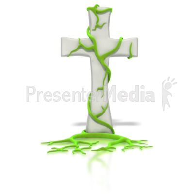 Vine Of Life  Presentation clipart