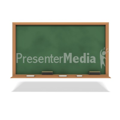 Education Chalkboard Presentation clipart