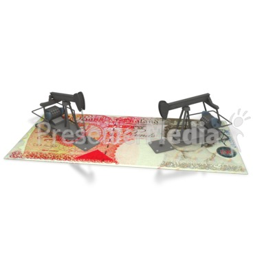 Oil Money UK Presentation clipart