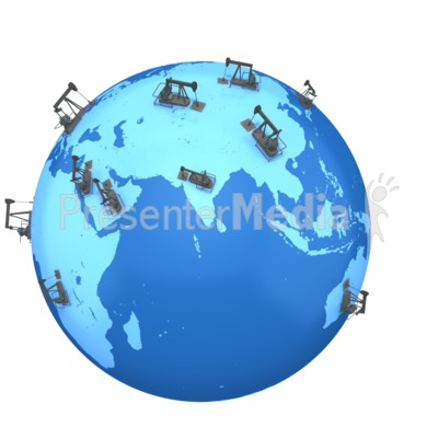 Eastern World Oil  Presentation clipart