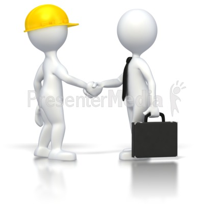 Business Deal  Presentation clipart