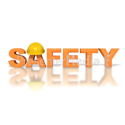 Safety Hardhat Presentation clipart