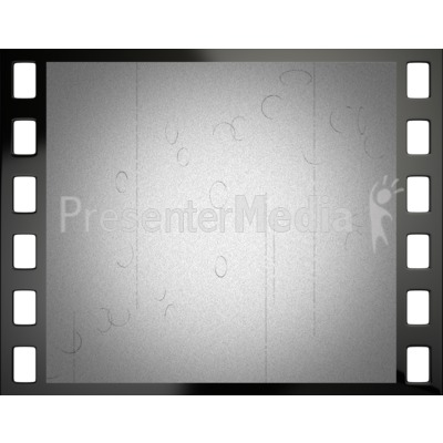 Old Film Frame Presentation clipart