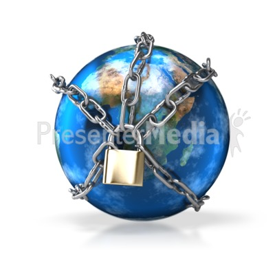 Earth Chained Presentation clipart