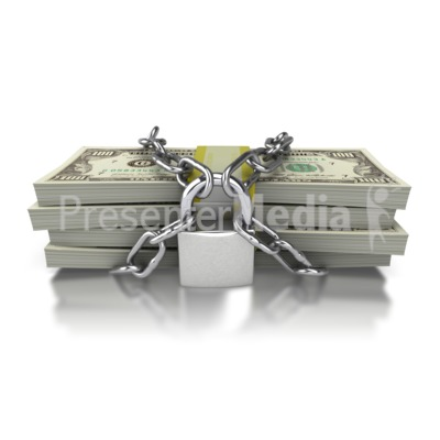 Investment Security Presentation clipart