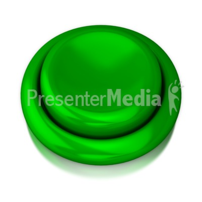Video Game Style Button Presentation clipart