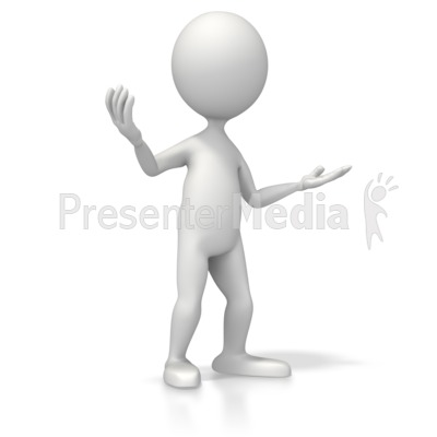 Casual Pose Two - Education and School - Great Clipart for