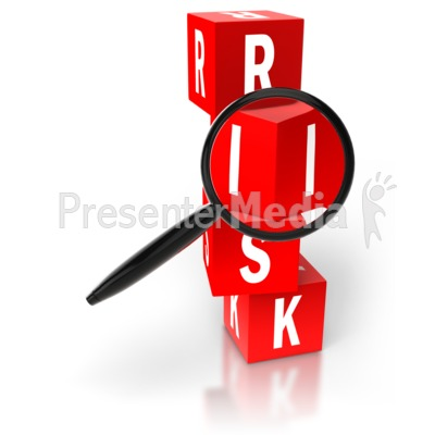 Risk Assessment Presentation clipart
