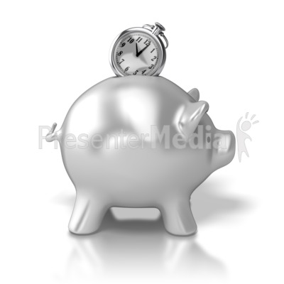 Time Bank Presentation clipart