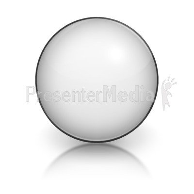 Harvey Ball Numberic Ten Representation Presentation clipart