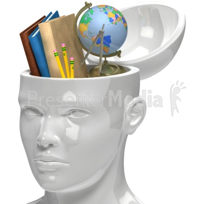 Education In Mind Presentation clipart