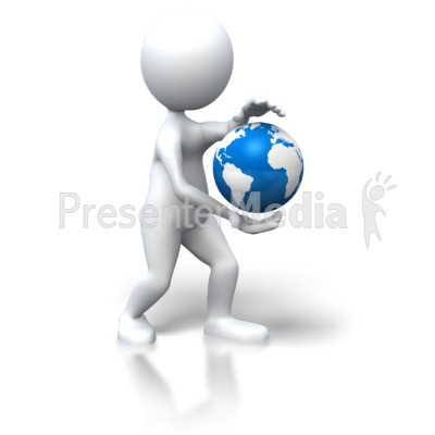 Who Is In Control Presentation clipart