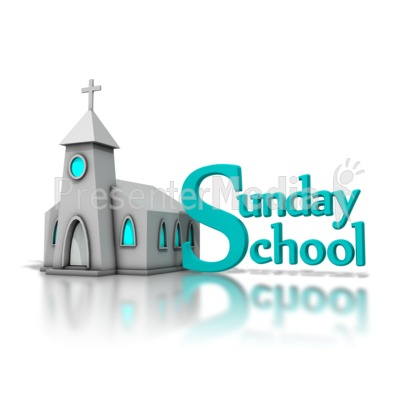 Sunday School - Home and Lifestyle - Great Clipart for Presentations