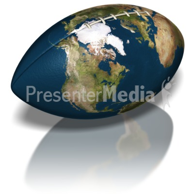 World of Football Presentation clipart
