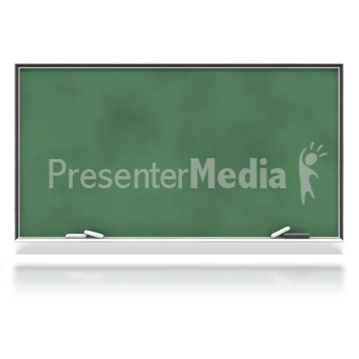 blank chalkboard education and school great clipart for