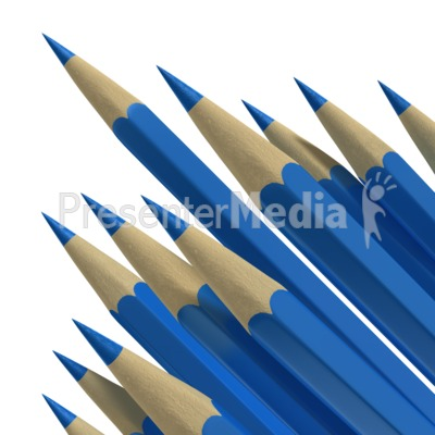 Pencil Points Presentation clipart