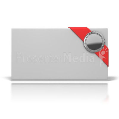 Awards Envelope Presentation clipart