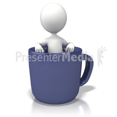 Coffee Break Presentation clipart