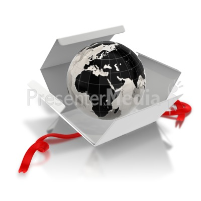 World Inside - The East Presentation clipart