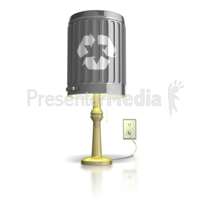 Converting Waste To Energy Presentation clipart