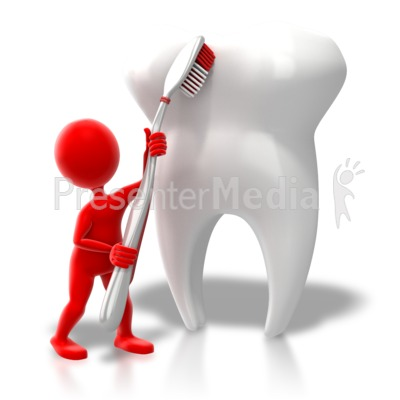 Brush That Tooth Presentation clipart