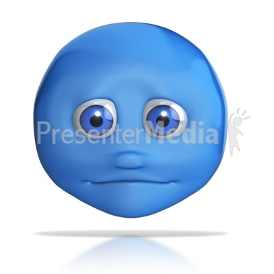 Calm Emotion Presentation clipart