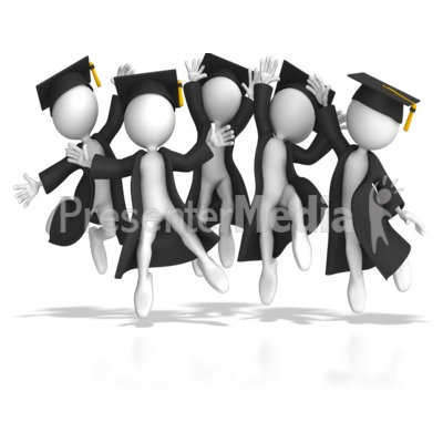 Graduation Day Presentation clipart