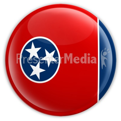 Badge of Tennessee Presentation clipart