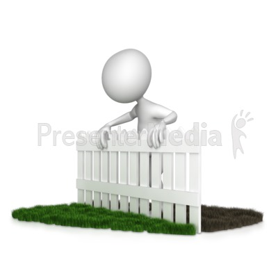 Grass Is Always Greener Presentation clipart