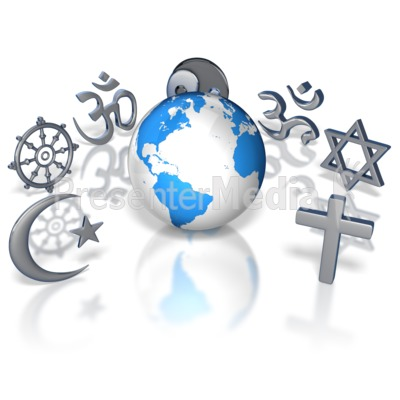 World Religions Presentation clipart
