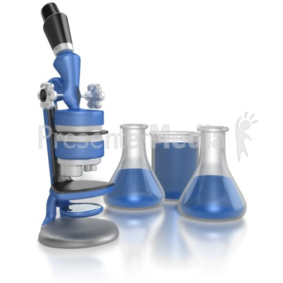 Chemeristy Kit Presentation clipart