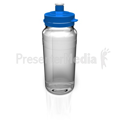Water Bottle Presentation clipart
