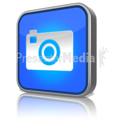 Camera App Presentation clipart