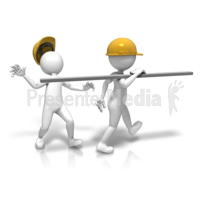 Construction Site Accident Presentation clipart