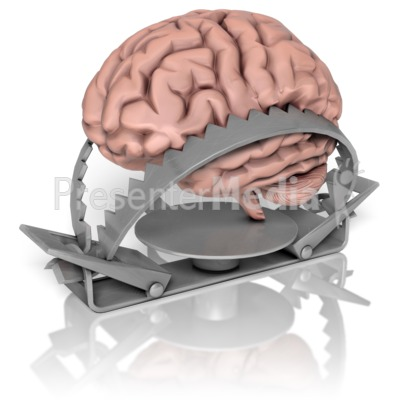 Brain Trap Presentation clipart