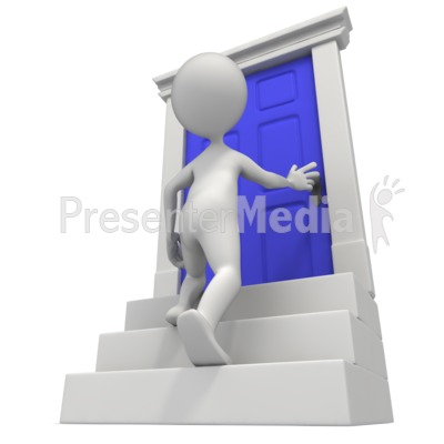 Reach For Opportunity Presentation clipart