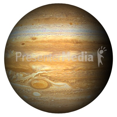 The Planet Jupiter Presentation clipart