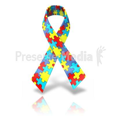 Autism single ribbon presentation clipart great clipart for autism single ribbon presentation clipart great clipart for presentations presentermedia toneelgroepblik Images