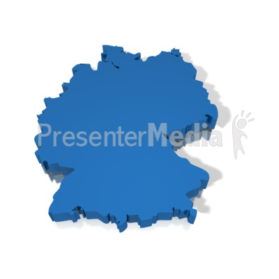 3d Germany  Presentation clipart