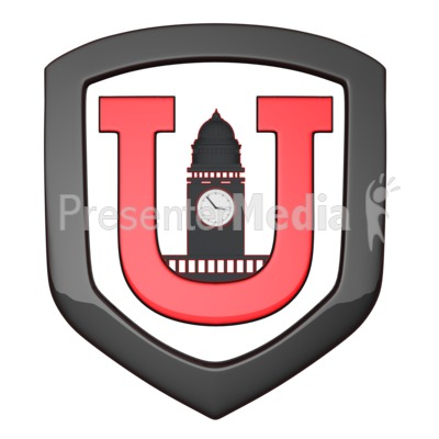 University Symbol Presentation clipart
