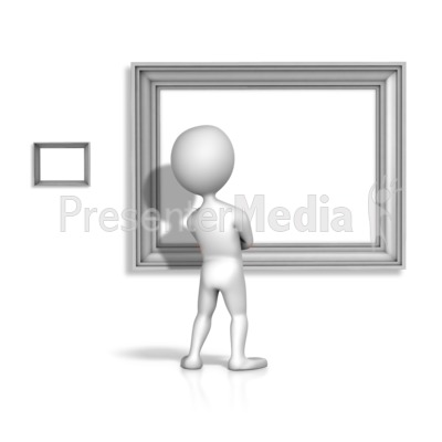 Looking At Your Bigger Picture Presentation clipart