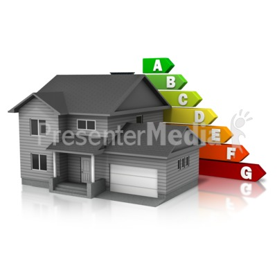 House Energy Rating Presentation clipart